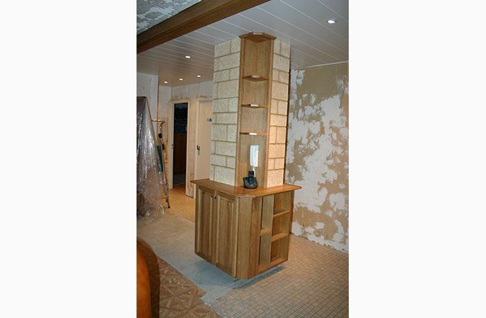 fabrication et installation meubles et mobilier sur mesure. Black Bedroom Furniture Sets. Home Design Ideas