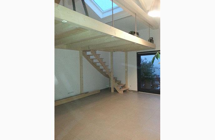 Mezzanine, création de pièces, bureau, chambre en Lorraine (54, 55 ...