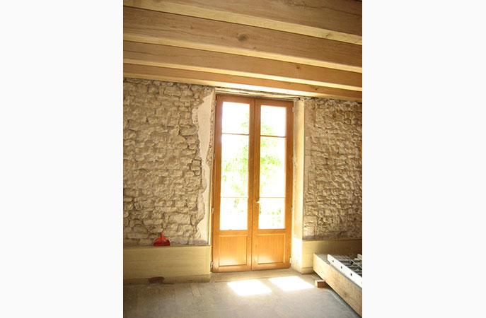Fen tres et menuiserie bois fabrication et pose sur for Menuiserie fenetre bois